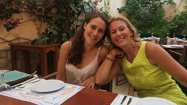 Lea y Paola Schmuck