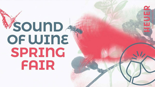 Sound of Wine - Spring Fair am 18.5.