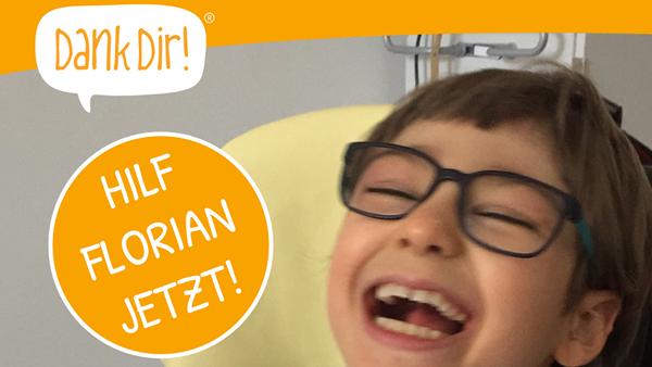 Eine Therapie-Schaukel für Florian