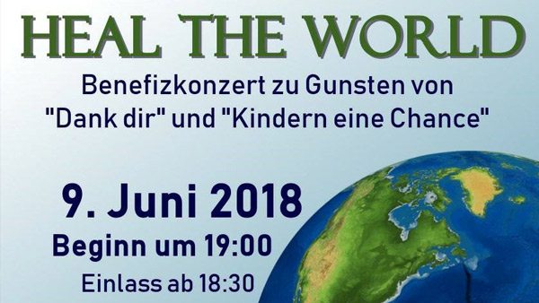 HEAL THE WORLD - KONZERT