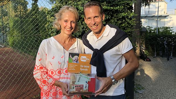 Cornelia & Martin Buschina: Ein Spätsommerfest für DANK DIR