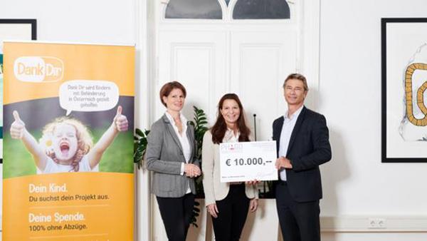 20.000 Euro für junge Menschen mit Behinderungen