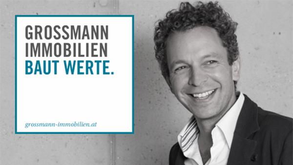 GROSSMANN IMMOBILIEN ist neuer Sponsor von Dank Dir!