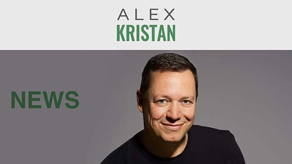 Newsletter Alex Kristan