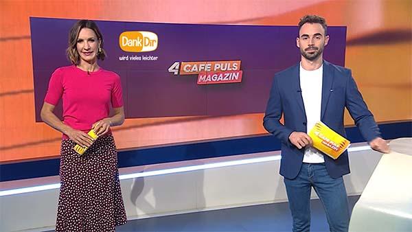 TV-Reportage über Dank Dir auf Puls4
