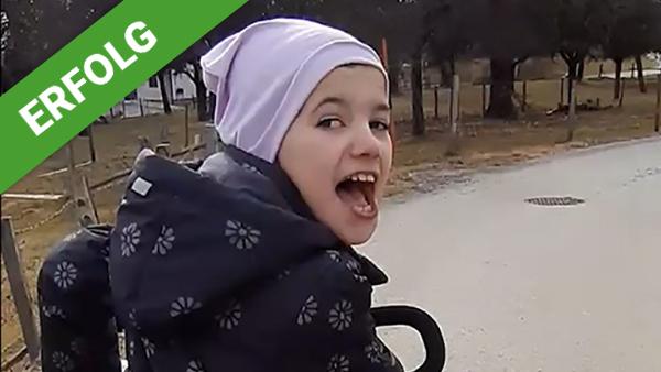 Ein schöner Spendenerfolg für Anna
