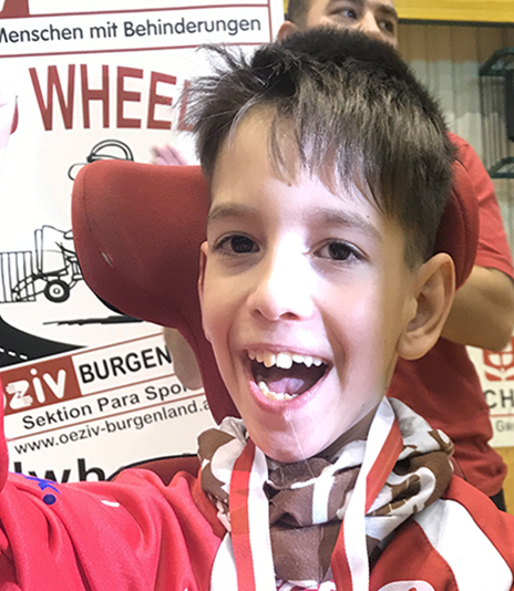 Projekt Sport-E-Rollstuhl