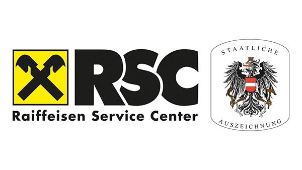 Wir freuen uns über €5.000 Unterstützung des Betriebsrates des Raiffeisen Service Center!