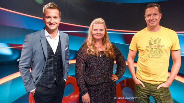 Alex Kristan erspielt Spende in ORF-Quiz!