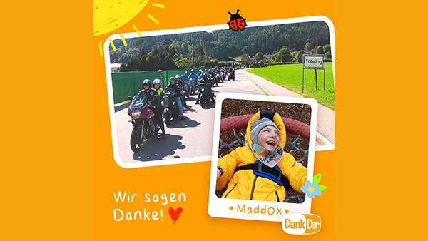 Ride4Hope - Ride4Maddox